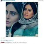 اینستاگرام:تبریک شیلا خداداد به الناز شاکردوست برای بهترین بازیگر زن