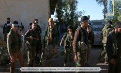 خروج هزار فرد مسلح از جنوب سوریه