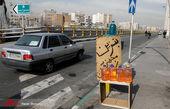 دستفروشی بنزین در خیابانهای تهران!