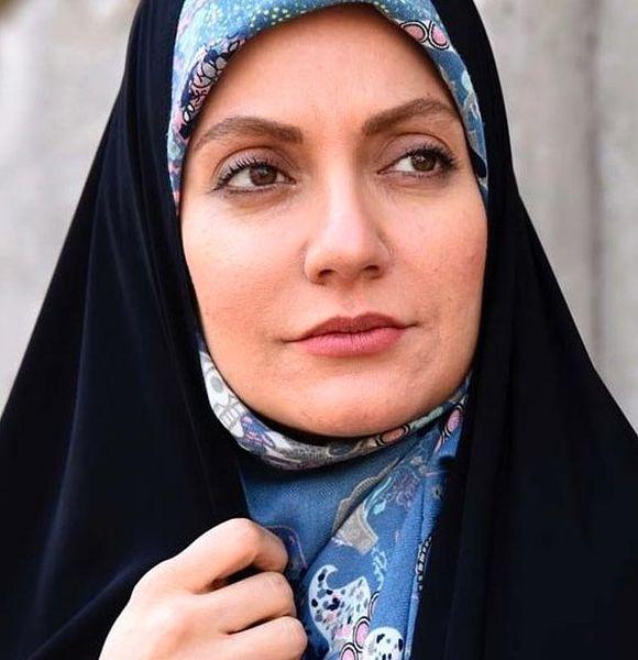 اینستاگرام:: مجری تلویزیون جواب مهناز افشار رو داد