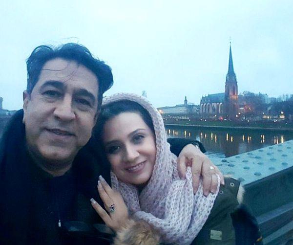 پیام کمند امیرسلیمانی برای زوج عاشق سینما