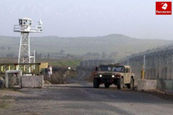 اسرائیل یک مقرنظامی سوریه راهدف قرارداد