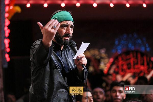 «یارا دلبرو دلدارا» با صدای سید مجید بنی فاطمه+فیلم