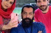 کامران تفتی و گریمورهایش + عکس