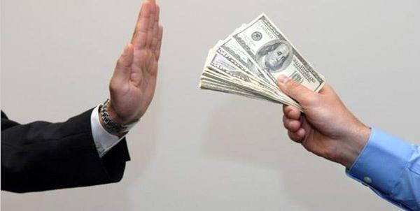 افسر پلیس راهور تهران بزرگ رشوه 500 یورویی را رد کرد