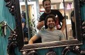 آرایشگاه ژیگولی اشکان خطیبی