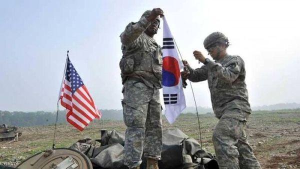 بیش از ۴۰۰۰ کارمند کره جنوبی به پایگاههای آمریکا برگشتند