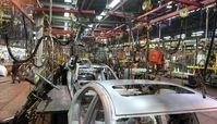 قیمت های تازه خودرو های داخلی