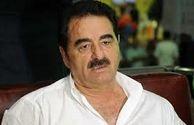 ابراهیم تاتلیس عزادار شد + عکس