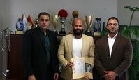 پیرهادی به عنوان سرپرست نایب رییسی سازمان آمادگی جسمانی و روشهای تمرینی منصوب شد