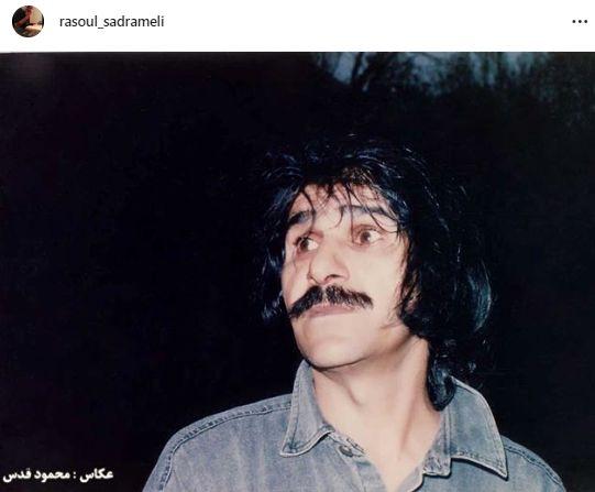 مرگ از نظر حسین پناهی+عکس