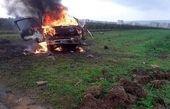 انفجار خودرو بمبگذاری شده در حومه حلب