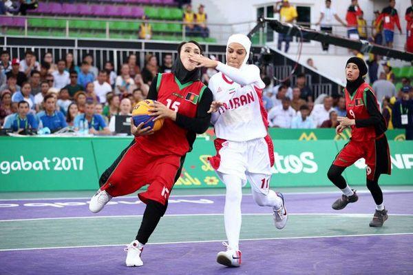 پایان کار ایران در جام جهانی بسکتبال سه نفره زنان