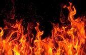 آتش سوزی عمدی خانه به دلیل اختلافات زناشویی