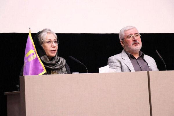 تقدیر رخشان بنی اعتماد از فیلمخانه ملی ایران