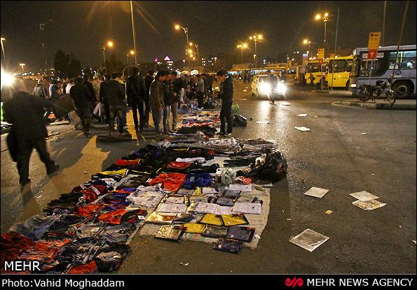 گردشگر خارجی ترجیح می دهد به تهران شلوغ و آلوده سفر نکند