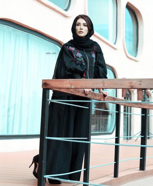 عکس مدلینگی شهرزاد کمال زاده + عکس