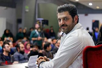 گریم داغون بازیگر چشم رنگی سینما و تلویزیون+عکس
