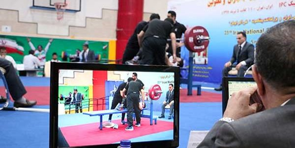 اعلام زمان برگزاری مسابقات پاراوزنه برداری