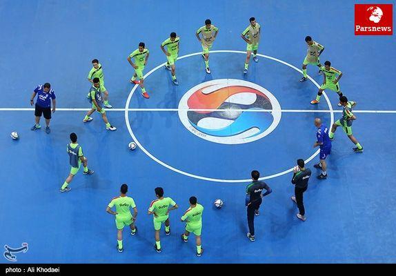 اعلام زمان قرعهکشی مسابقات مقدماتی قهرمانی فوتسال آسیا