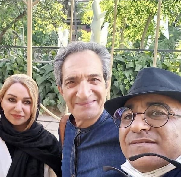 خشایار راد و دوستانش + عکس