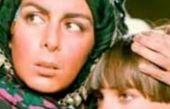 عکس از جوانی افسانه بایگان در فیلم ایرج فادری