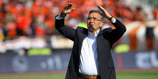 واکنش برانکو به نامه فدراسیون فوتبال