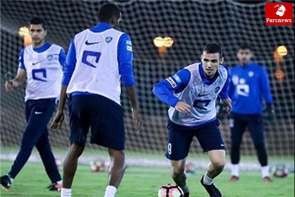 سوریا و عفیف، ستارگان قطر مقابل ایران