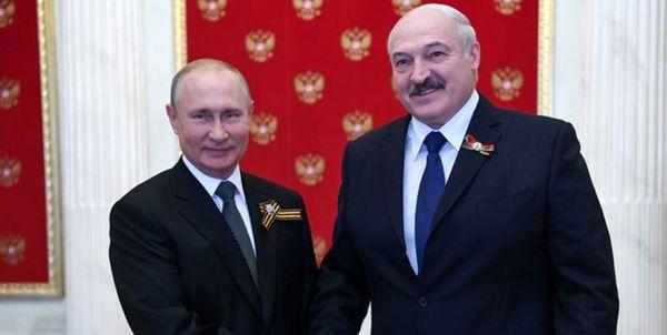 پوتین دوشنبه با لوکاشنکو دیدار خواهد داشت