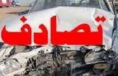 تصادف زنجیره ای خونین در تبریز