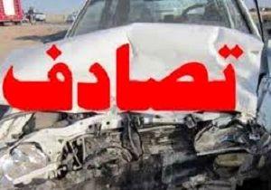 کشته شدن پنج زائر اربعین در تصادف