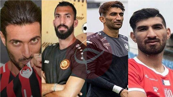 ستارههای جدا شده از لیگ برتر/ از ترابی تا علیپور