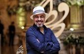 تیپ ساده و راحت رضا عطاران+عکس