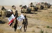حشدشعبی عراق حمله بقایای داعش را دفع کرد