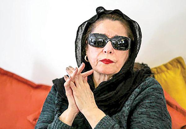 خواننده زن ایرانی تکذیب کرد