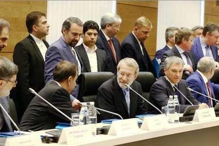 گسترش روابط پارلمانی تهران، مسکو و مینسک همگام با دولتمردان