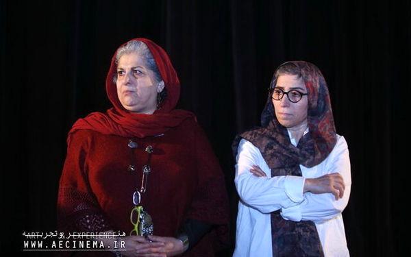 واکنش رسول صدرعاملی و فرشته طائرپور به اکران یک فیلم