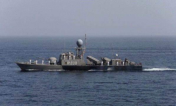 تمرین دریایی امنیت پایدار ۱۴۰۰ آغاز شد