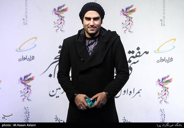 رضا یزدانی همچنان در عرصه بازیگری