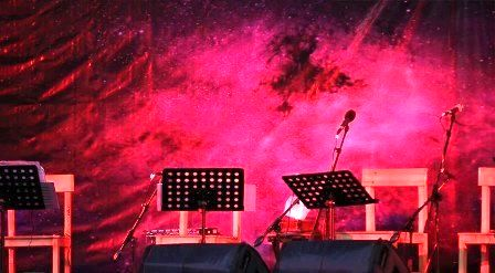 کنسرت بانوان ایرانی در ومکس فنلاند + عکس