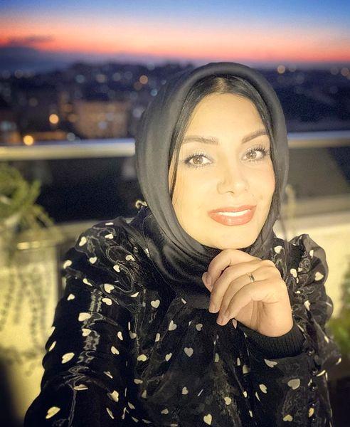 ظاهر جدید صبا راد در ترکیه + عکس