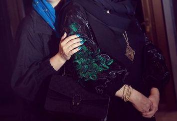 شباهت عجیب نعیمه نظام دوست به خواهرش بعد از کاهش وزن+عکس
