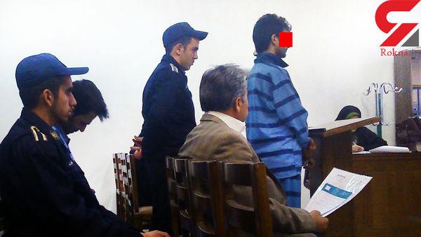 قتل مربی بدنسازی در ولنجک تهران