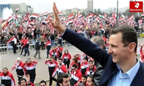 اسد: دشمنان سوریه قبل از هرچیزی باید به شکست بیاندیشند