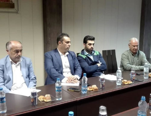 امیدهای ایران سفید و امیدهای سوریه قرمز میپوشند