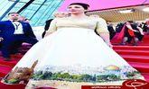 لباس و تیپ جنجالی در مراسم کن+ عکس