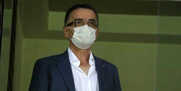 زنوزی: قرارداد منصوریان برای یک فصل با تراکتور ۲ میلیارد تومان است