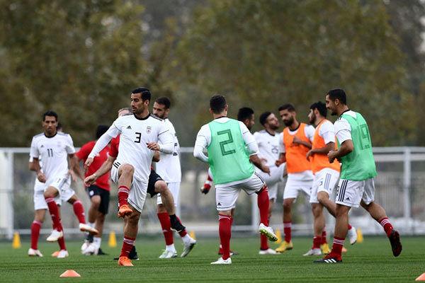 عدم تمایل بازیکنان به برگزاری مراسم بدرقه تیم ملی!