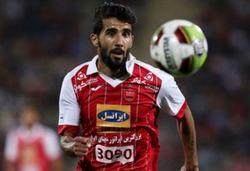 تمجید رسن از سطح بازی در لیگ ایران