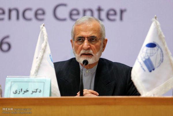 خرازی: تحریمهای آمریکا بر محیط زیست ایران اثر منفی دارد